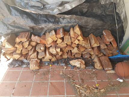 Firewood - Trailer load