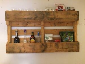 Repurposed Wood Shelving Peterborough Peterborough Area image 1