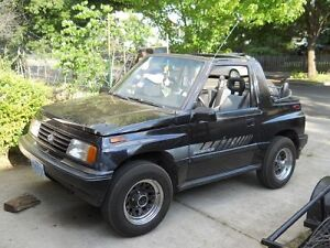 Wanted 1989 -1998 Suzuki sidekick