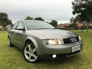 2003 Audi A4 B6 Multitronic Silver 1 Speed Constant Variable Sedan Somerton Park Holdfast Bay Preview