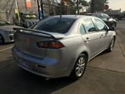 2011 Mitsubishi Lancer CJ MY11 SX 6 Speed CVT Auto Sequential Sedan Brooklyn Brimbank Area Preview