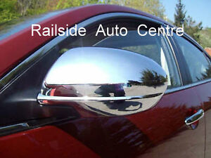 Mazda Triple Chrome Plated 2Mirror Cover