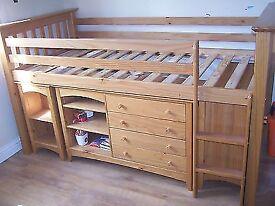 Julian Bowen Barcelona Sleep Station Kids bed