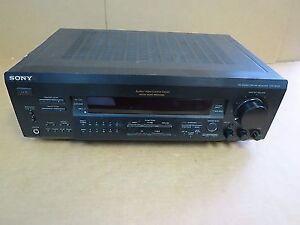 SONY STR DE425 5.1 Channel 500 Watt Receiver