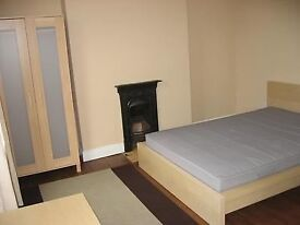 LARGE DOUBLE ROOM IN FRIENDLY SHARED HOUSE