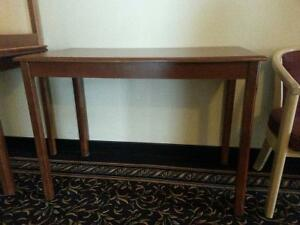 Cherry Desk or Console Table - Everything MUST GO