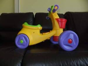 """Fisher Price """"Brilliant Basics"""" Ready Steady Rider-Ride on Trike Box Hill South Whitehorse Area Preview"""