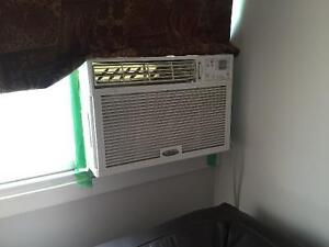Whirlpool window air conditioner, very cool and energy efficient