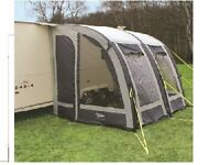 Streetwize Ontario 280 inflatable air porch awning