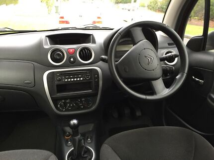 2006 Citroen C3 Hatchback