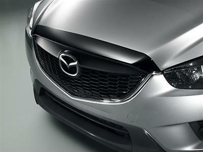 Mazda CX-5 2013-2016 New OEM Hood Edge Protector 0000-8P-R04
