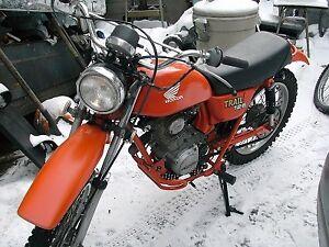 77 Honda CT 125 (needs new home)