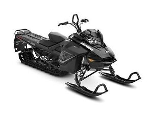 2018 Ski-Doo Summit SP Manual PowderMax Light 3.0 FlexEdge Rotax