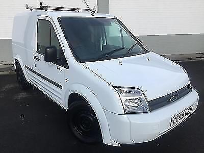 2009 59 FORD TRANSIT CONNECT 1.8TDCI **Colour Coded - Very Clean - 55MPG**