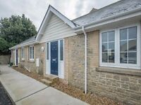 Brand new 1 bed Bungalow in Charming Old School Development