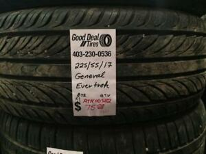 "17"" tires (single)"