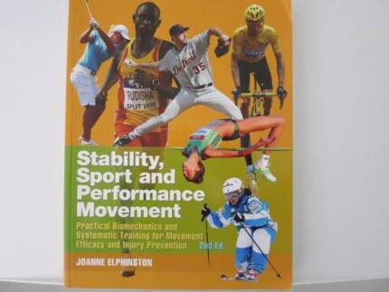 Stability, Sport and Performance Movement. Joanne Elphinston