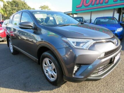 2016 Toyota RAV4 ZSA42R MY16 GX (2WD) Grey Continuous Variable Wagon