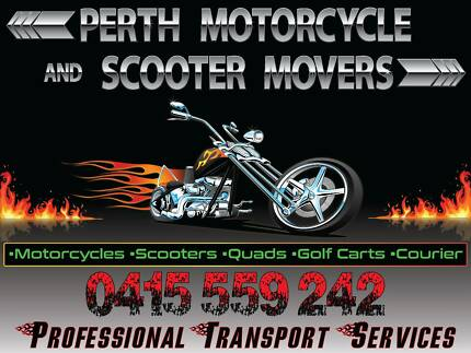 Perth Motorcycle & Scooter Movers