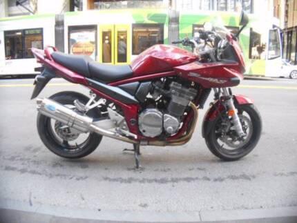 2006 SUZUKI GSF1200 S BANDIT