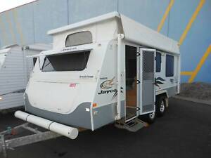2008 Jayco Discovery 17.55-2 Out Back Pialba Fraser Coast Preview