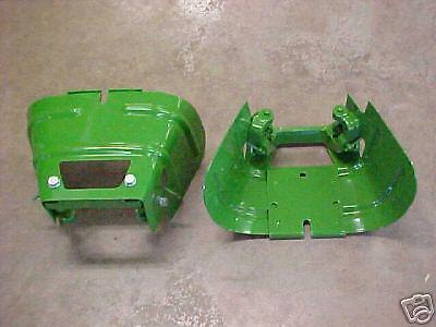 Pto Shield For John Deere 520 - 730 Tractors