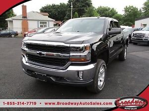 2017 Chevrolet Silverado 1500 POWER EQUIPPED LT MODEL 6 PASSENGE