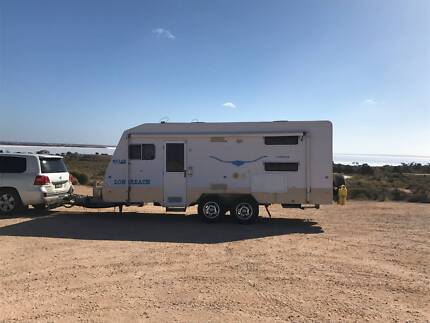 2009 Millard Outback Longreach Sleeps 6