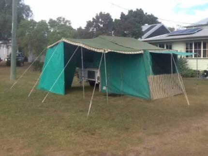 Camper Trailer 4WD