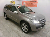2008 Mercedes-Benz GL320 3.0CDI 4X4 TV/DVD PLAYER **BUY FOR ONLY £72 PER WEEK**