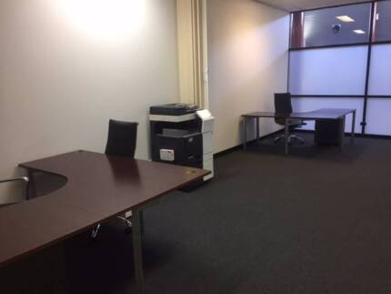 Large double office, car space, $450 per week Lane Cove