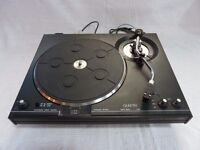 Quanta 800 direct drive turntable (record deck) Needs new Stylus. No cover