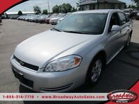 2010 Chevrolet Impala POWER EQUIPPED LT MODEL 5 PASSENGER CD/AUX