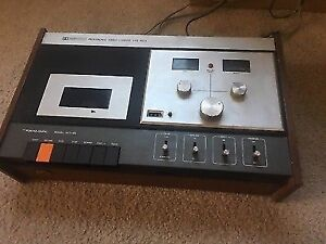 Vintage Realistic SCT-6B Stereo Professional Cassette Tape Deck