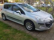 2010 Peugeot 308 turbo diesel 6 speed auto Wagon Rossmoyne Canning Area Preview