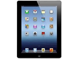 Apple iPad 3 32GB WiFi + Cellular SimFree/Unlocked Tablet with 9.7 Retina Display Space Grey/Black