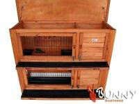 2 Tier rabbit hutch BRAND NEW in box