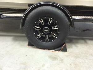 Trailer Tires, Rims and Hitch Sales and Installation.
