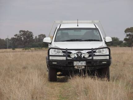 2015 Foton Tunland 4X4 tray Ute with Aftermarket accessories