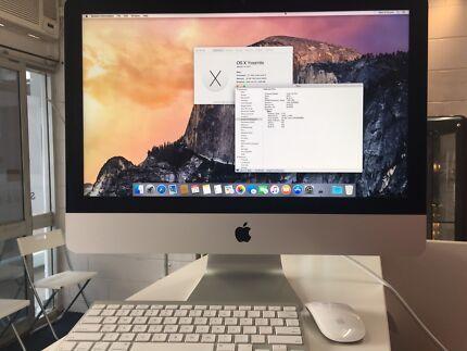 iMac 21.5 inch late 2013 slim model