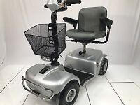Rascal 388 TE-388EM Deluxe 4 mph Electric Mobility Scooter inc Warranty