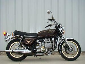 WANTED - 1975 OR '76 GOLD WING