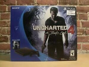 Console Sony PS4 Uncharted édition (i014185, i014186)