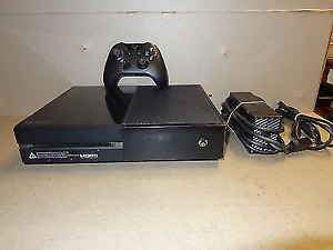 Xbox One for Sale with games, great condition