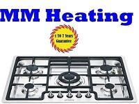 Gas Saftey Certifcate - Hob - Cooker Installation - Boiler Service - Boiler Breakdown From £50.00