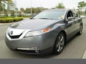 Looking for 2009 and Up Acura TL