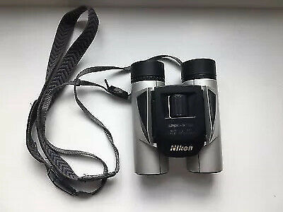 Nikon Sportstar  8x25 Binoculars WF WATER RESISTANT With Case