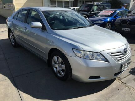 2007 Toyota Camry ACV40R Altise Silver Ash 5 Speed Automatic Sedan Ascot Park Marion Area Preview