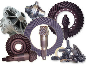 Heavy duty truck parts, Gears, Bearings Kit Crown and Pinion