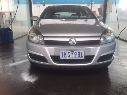 2004 Holden astra Dallas Hume Area Preview